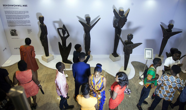 Nigerian Contemporary Art Booms And Prices Soar