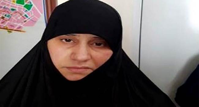 Baghdadi's Wife Reveals Islamic State Group Secrets After Capture
