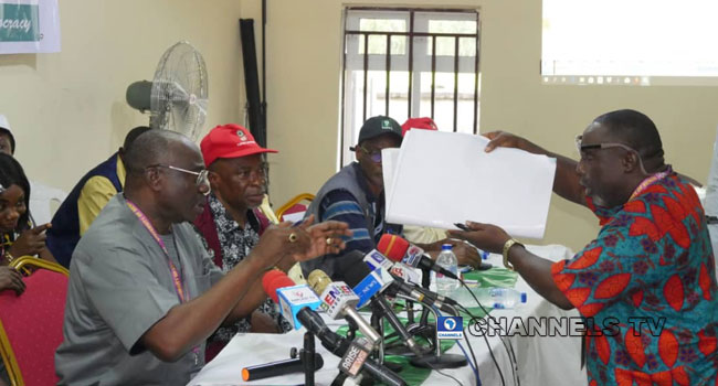 PHOTOS: INEC Collates Results Of Bayelsa Governorship Election