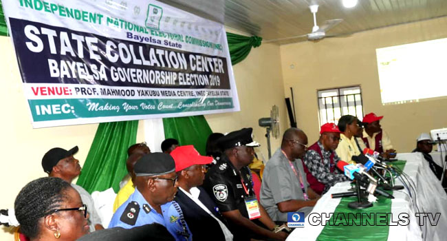 LIVE: Collation Of Results For Bayelsa Governorship Election