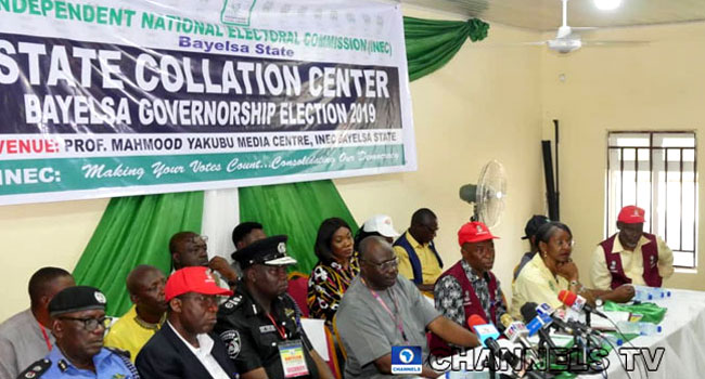 Bayelsa Election: APC's Lyon Leads By Over 86,000 Votes From Six LGAs