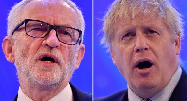 Boris Johnson, Jeremy Corbyn Face Off In First Election Debate