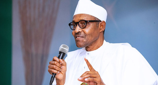 ISWAP Executions: Do Not Let Terrorists Divide Us, Buhari Tells Nigerians