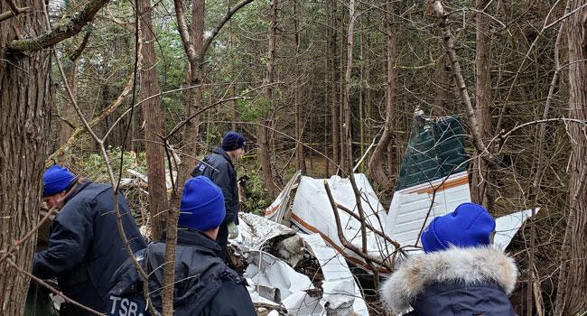 Seven Dead In Small Plane Crash In Canada