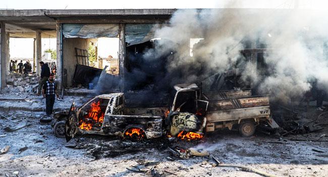 Car Bomb Kills Nine In Northern Syria Town – Monitor