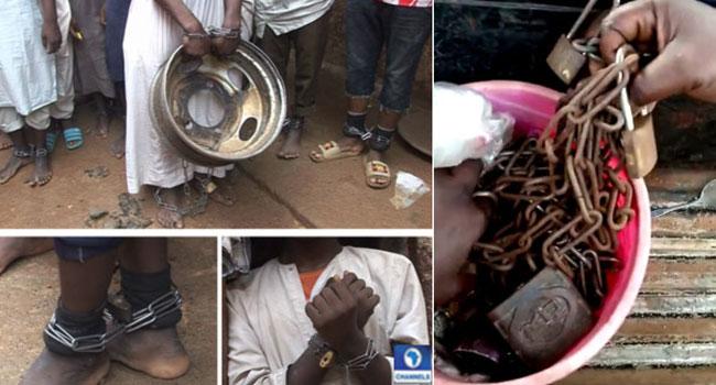 Thousands Of People With Mental Health Conditions Across Nigeria Are Chained – HRW