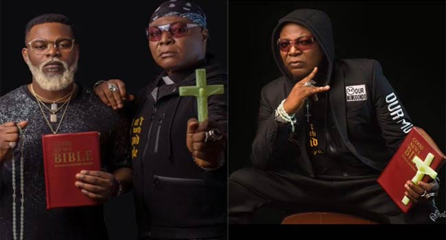 Charley Boy Collaborates With Falz In 'Fake Pastors'
