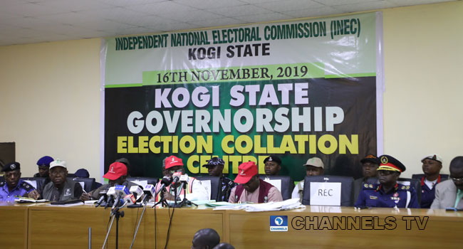 INEC Resumes Collation Of Kogi Election Results