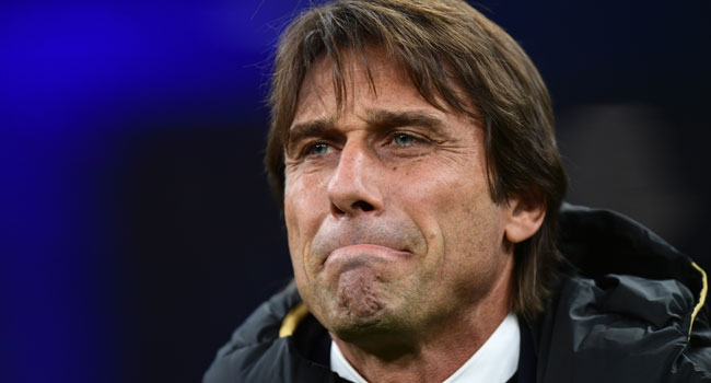 Inter Coach Conte Under Police Protection After Bullet Threat