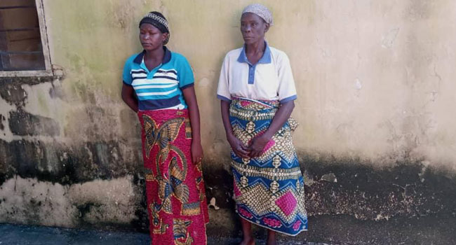 Police Apprehend Two Women For Attempted Culpable Homicide In Nasarawa