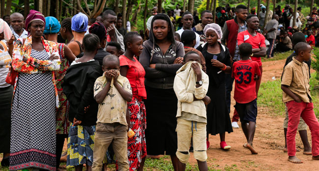 27 Murdered Victims Buried In DR Congo