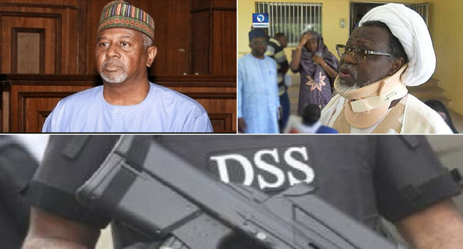 We Are Not Detaining Dasuki, El-Zakzaky In Defiance Of Court Orders – DSS