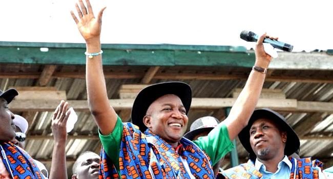 INEC Declares APC's David Lyon Winner Of Bayelsa Governorship Election