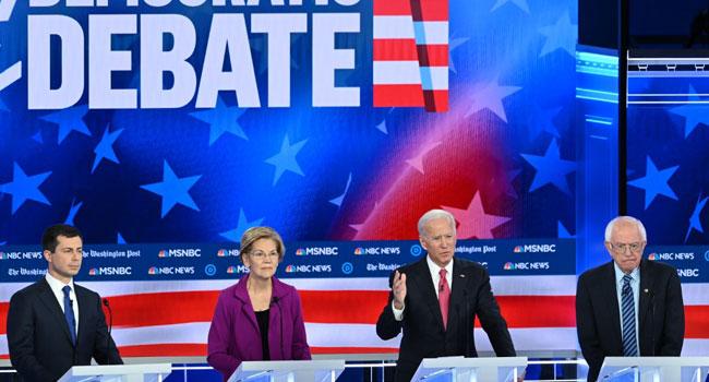 Debate Exposes Divides Among Democrats Despite United Front On Trump