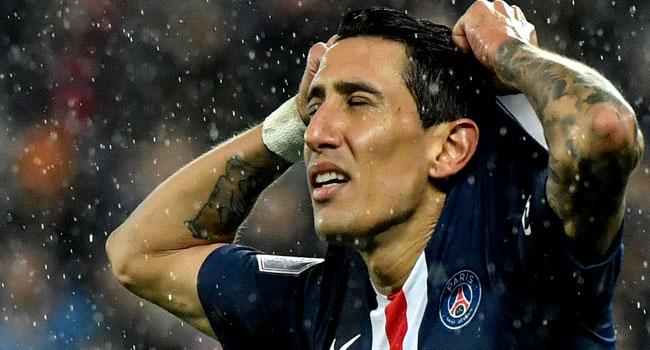 PSG Suffer 2-1 Defeat To Bottomside Dijon