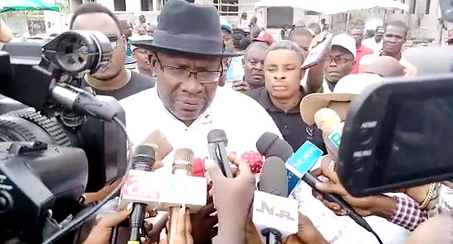 Bayelsa Election: Electoral Officials In Southern Ijaw Have Been Kidnapped – Dickson