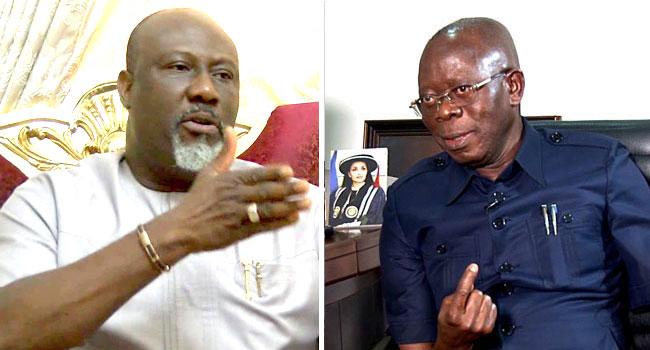 Kogi West Election: Oshiomhole's Statement Is 'Human Verdict' – Melaye