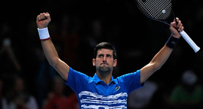 Djokovic Kickstart ATP Finals With Win Against Berrettini