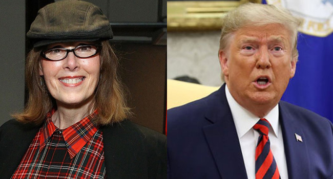 Writer Sues Trump For Defamation After Alleged Rape