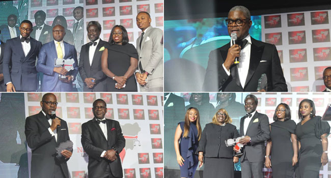 List Of Winners At The Nigerian Legal Awards 2019 - CHANNELS TELEVISION