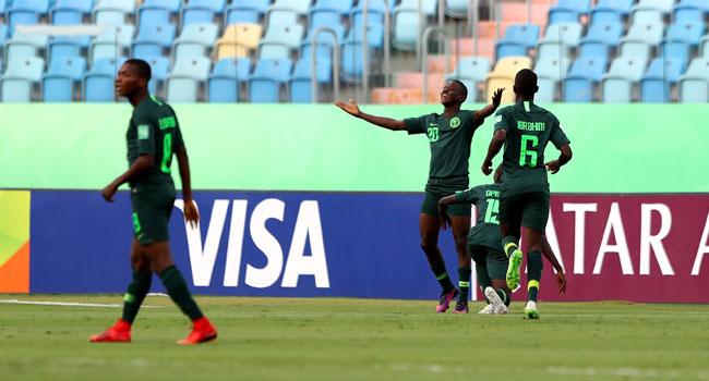 U-17 World Cup: Golden Eaglets Set For Netherlands Challenge