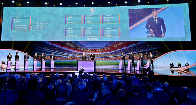 Euro 2020: Portugal Drawn With France, Germany