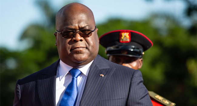 President Tshisekedi Hopes To End Ebola In DR Congo By December