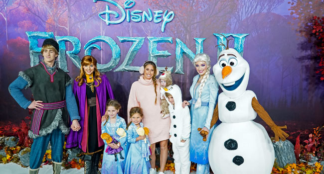 'Frozen 2' Tops North American Box Office With $127 Million