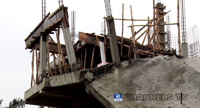 Lagos Govt Pull Down Four Buildings Under Construction In Ikoyi