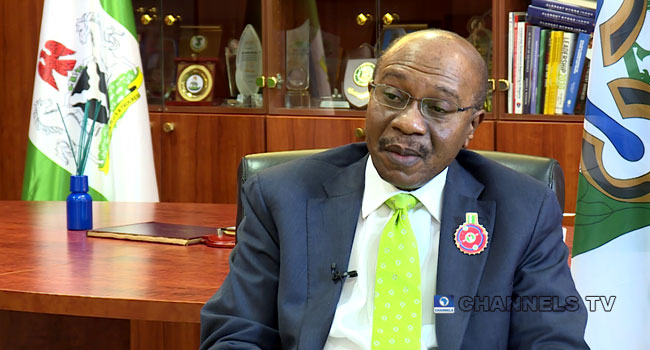 N380 Forex Rate Not Devaluation Of Naira, Says Emefiele