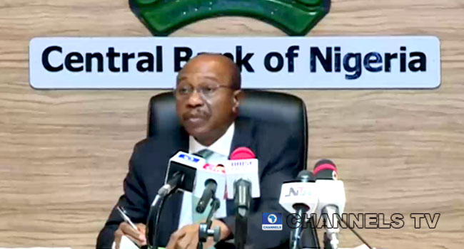 CBN Retains MPR At 13.5 Per Cent