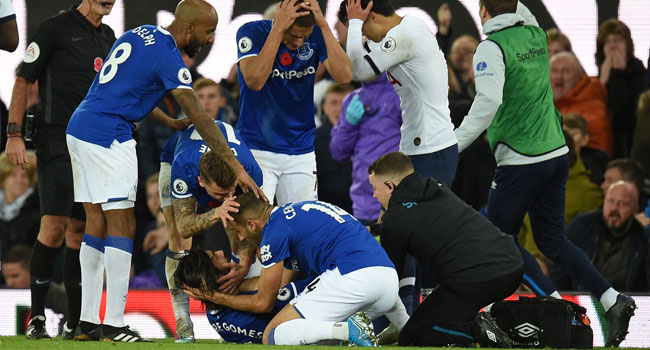 Everton's Gomes Undergoes Ankle Surgery After Devastating Injury