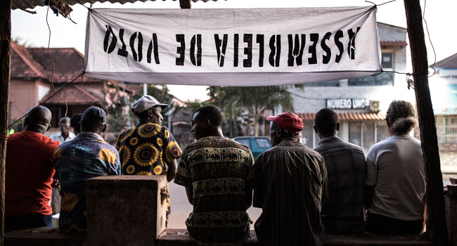 Guinea-Bissau Presidential Poll Ends Amid Electoral Fraud Claims