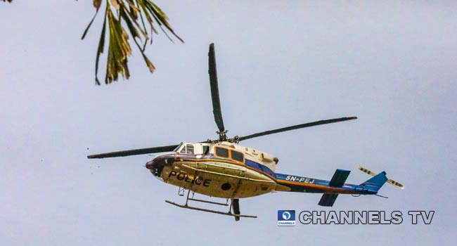 How Bandits Attacked Police Helicopter In Kaduna