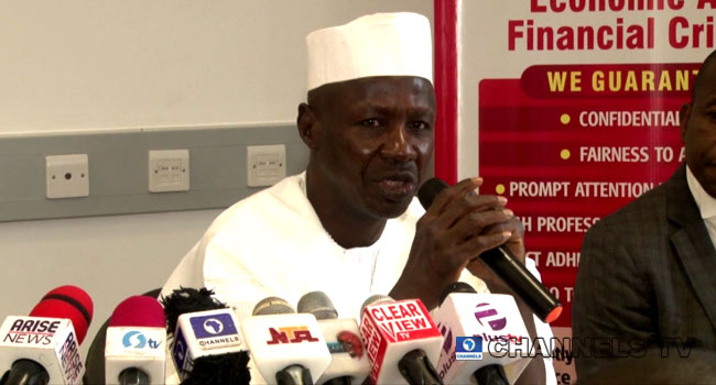 EFCC To Go After Doctors Who Issue Fake Medical Reports To Criminals, Says Magu