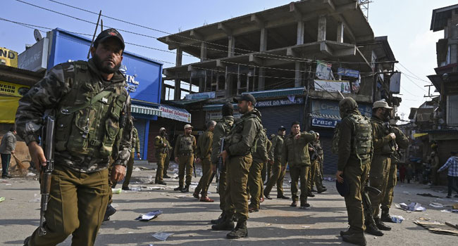 One Killed, 17 Others Injured As Grenade Hits Kashmir