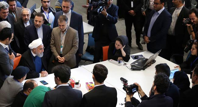 EU 'Concerned' By Iran Nuclear Enrichment Announcement
