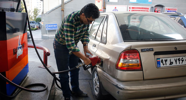 Protests Erupt In Iran After Petrol Price Increase