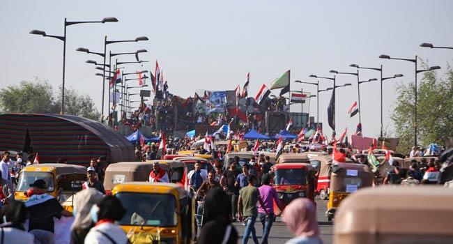 Iraq Cuts Internet Again Amid Renewed Protests