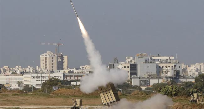 Two Rockets Fired From Gaza At Israel