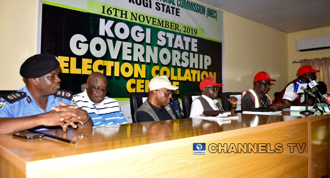 INEC Suspends Collation Of Kogi Election Results Till Monday