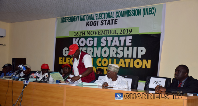 LIVE: Collation Of Results For Kogi Governorship Election
