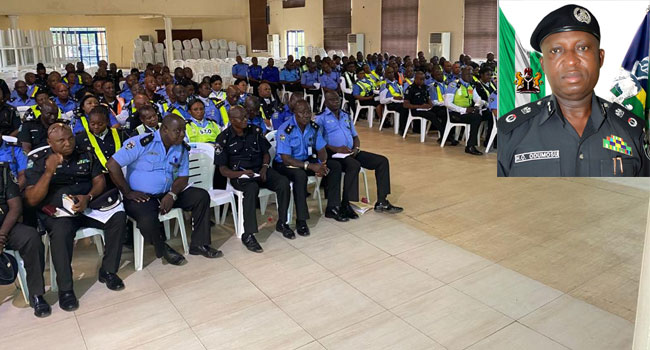 Lagos CP Declares State Of Emergency On Traffic, Deploys Additional 1,000 Personnel