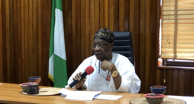 200 Million Nigerians To Receive Fair Return On Surfeit Of Resources – Lai Mohammed