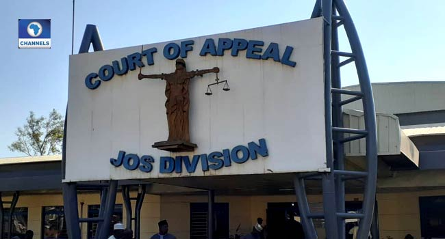 Appeal Court Upholds Lalong's Election As Plateau Governor