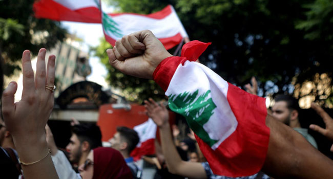 Lebanon Pupils Skip School For Third Day To Demand Change