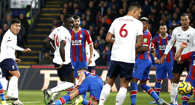 Liverpool Leave It Late Again To Beat Palace