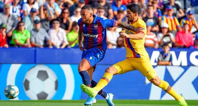 Suarez Injures Calf Ahead Of Prague Test