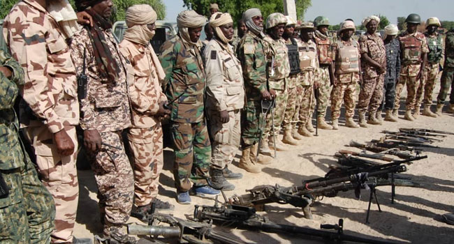 MNJTF Kills 13 Boko Haram Terrorists, Recovers Three Gun Trucks