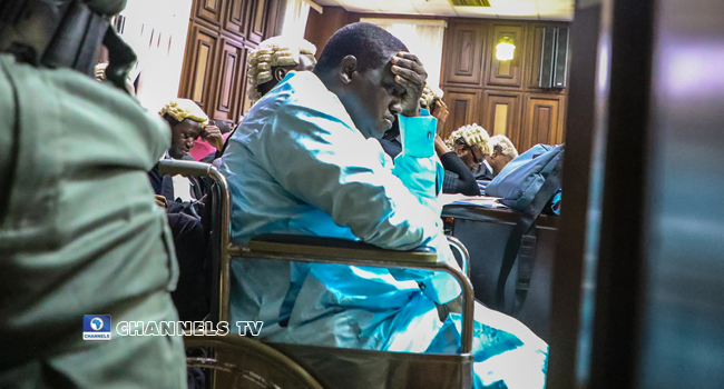 Court Adjourns Maina's Trial To Ascertain 'True State Of His Health'